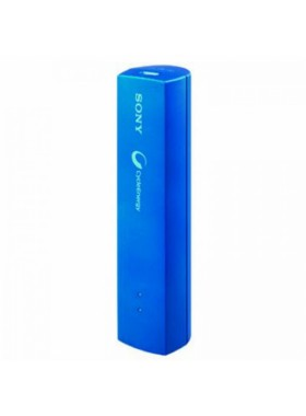 Sony USB Portable Charger With 2000 mAh Li-Ion Battery CP-ELS Blue Colour (Original)