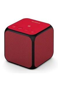 (DISPLAY) Sony SRS-X11 Red Portable Wireless BLUETOOTH® Speaker SRS-X11/R (Original) from Sony Malaysia