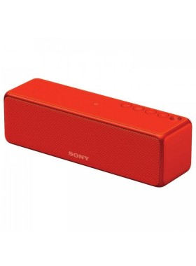 (DISPLAY) Sony SRS-HG1 Cinnabar Red Portable Wireless Speaker h.ear go with Wi-Fi® & Hi-Res Audio SRS-HG1/R (Original) by Sony Malaysia