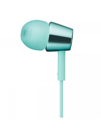 Sony MDR-EX150/LI In-Ear Headphones MDR-EX150 (Original) 1 Year Warranty By Sony Malaysia - Light Blue Colour
