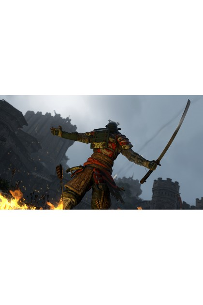 Sony PS4 Game For Honor Deluxe Edition Playstation 4 (Original) -R3