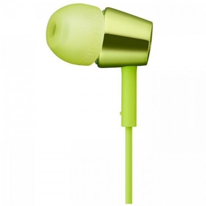 Sony MDR-EX150/G In-Ear Headphones MDR-EX150 (Original) 1 Year Warranty By Sony Malaysia - Lime Green Colour