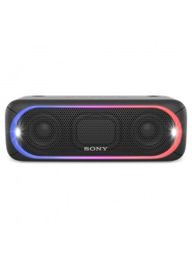 Sony SRS-XB30 Black Portable Wireless BLUETOOTH® Speaker SRS-XB30/B (Original) by Sony Malaysia