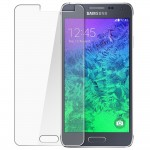 Samsung Alpha A7 Tempered Glass (Original)
