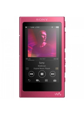 *Clearance* Sony NW-A35/P Walkman® with High-Resolution Audio MP3 Players NW-A35 (Original) from Sony Malaysia - Pink Colour