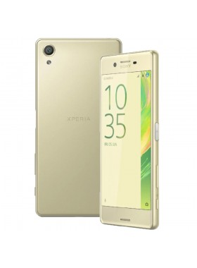 (DISPLAY) Sony Xperia X Smartphone 3GB RAM 64GB F5122MY/N Lime Gold Colour (Original) 1 Year Warranty By Sony Malaysia