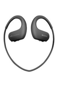 Sony NW-WS413 Black MP3 Player Waterproof 4GB Walkman NW-WS413/B (Original) by Sony Malaysia