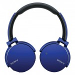 Sony MDR-XB650BT Blue EXTRA BASS™ Wireless Headphones MDR-XB650BT/L (Original) from Sony Malaysia
