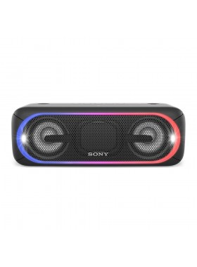 Sony SRS-XB40 Black Portable Wireless BLUETOOTH® Speaker SRS-XB40/B (Original) by Sony Malaysia