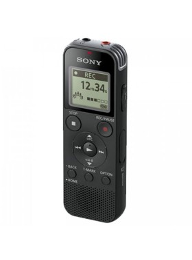 Sony ICD-PX470/B Digital Voice Recorder with Built-in USB ICD-PX470 (Original) 1 Year Warranty By Sony Malaysia - Black Colour