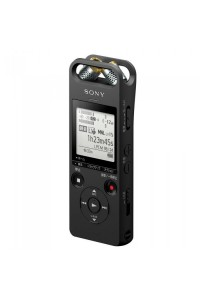 Sony ICD-SX2000/B Digital Voice Recorder with Bluetooth Remote ICD-SX2000 (Original) by Sony Malaysia - Black Colour