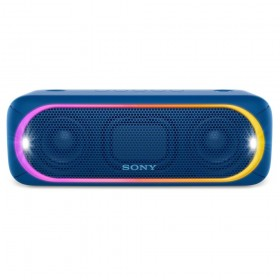 Sony SRS-XB30 Blue Portable Wireless BLUETOOTH® Speaker SRS-XB30 /L (Original) by Sony Malaysia