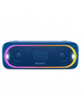 Sony SRS-XB30 Blue Portable Wireless BLUETOOTH® Speaker SRS-XB30/L (Original) by Sony Malaysia