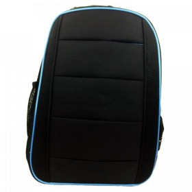 Stylish Multifunction Laptop Backpack Bag Blue Colour (Original)