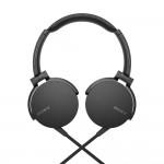 Sony MDR-XB550AP Black EXTRA BASS Headphones MDR-XB550AP/B (Original) from Sony Malaysia