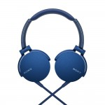 Sony MDR-XB550AP Blue EXTRA BASS Headphones MDR-XB550AP/L (Original) from Sony Malaysia