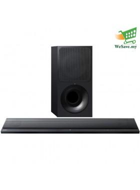 Sony HT-CT390 Home Theatre & Soundbar System 2.1ch Soundbar with Bluetooth (Original)1 Year Warranty By Sony Malaysia