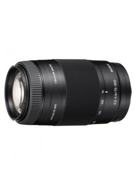 Sony SAL-75300 5-300mm f/4.5-5.6 Alpha A-Mount Telephoto Zoom Lens (Original)