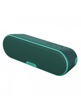 Display* Sony SRS-XB2/G Portable Wireless Speaker With Bluetooth And Waterproof SRS-XB2 (Original) from Sony Malaysia - Green Colour