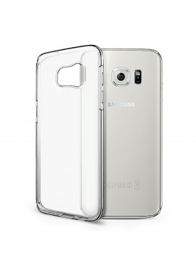 Samsung Galaxy S7 Edge Clear Transparent Crystal TPU Silicone Case Cover (Original)