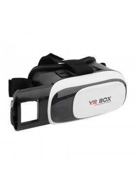 VR BOX VER 2 / GENERATION 2 Virtual 3D Reality Glasses Gear Movies Games Smart Phone VRBOX