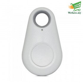 iTag Anti-lost & Anti-theft Safety Alarm Tracker with Wireless Bluetooth 4.0 White Colour (Original)
