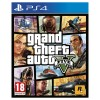 Sony PS4 Game Grand Theft Auto GTA V Playstation 4 R3
