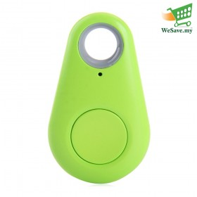 iTag Anti-lost & Anti-theft Safety Alarm Tracker with Wireless Bluetooth 4.0 Green Colour (Original)