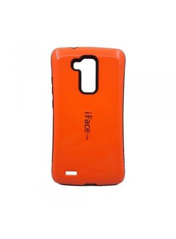 iFace Mall Huawei Mate 7 Hard Case Orange Colour