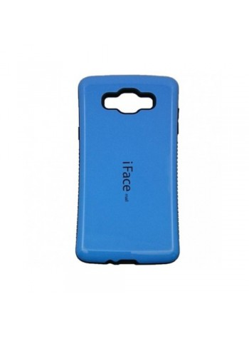 iFace Mall Samsung Galaxy A3 Hard Case Blue Colour