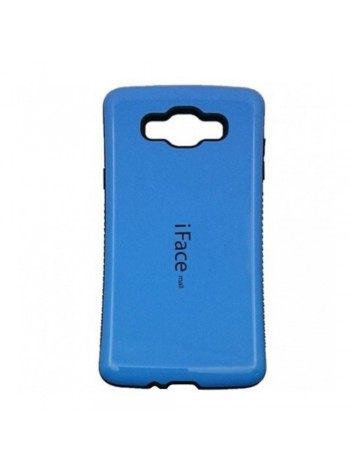 iFace Mall Samsung Galaxy A5 Hard Case Blue Colour (21504537)