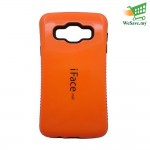 iFace Mall Samsung Galaxy A3 Hard Case Orange Colour