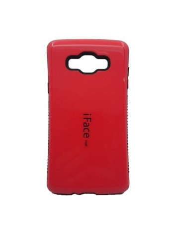 iFace Mall Samsung Galaxy A5 Hard Case Red Colour (21504534)